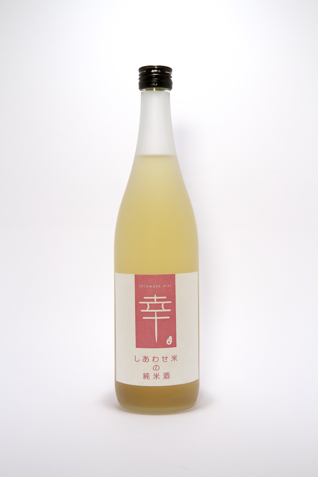 Shiawase Mai – organic junmai classified sake by Komatsu Shuzojo from Usa (Oita)