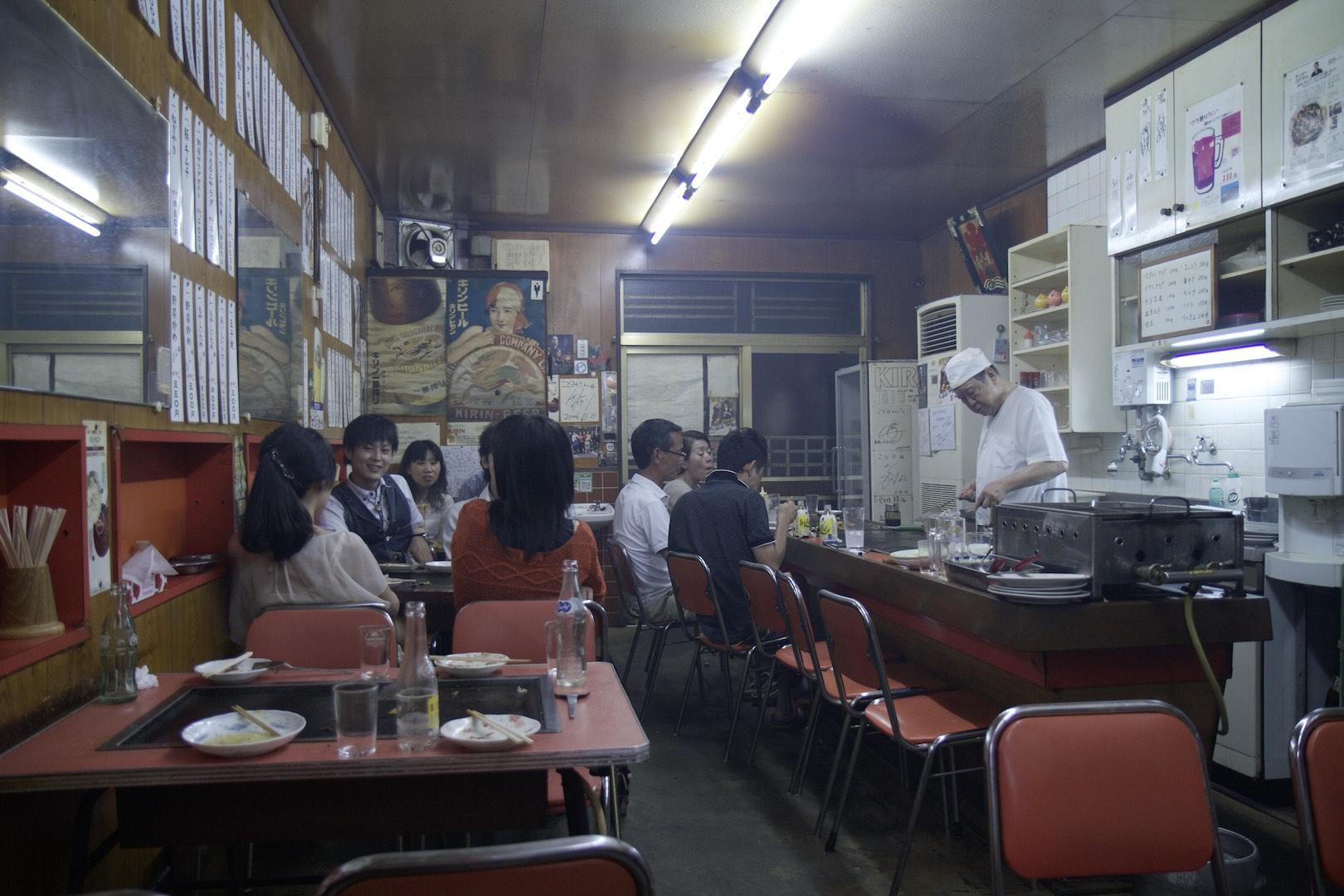Kotomi's Okonomiyaki, Osaka