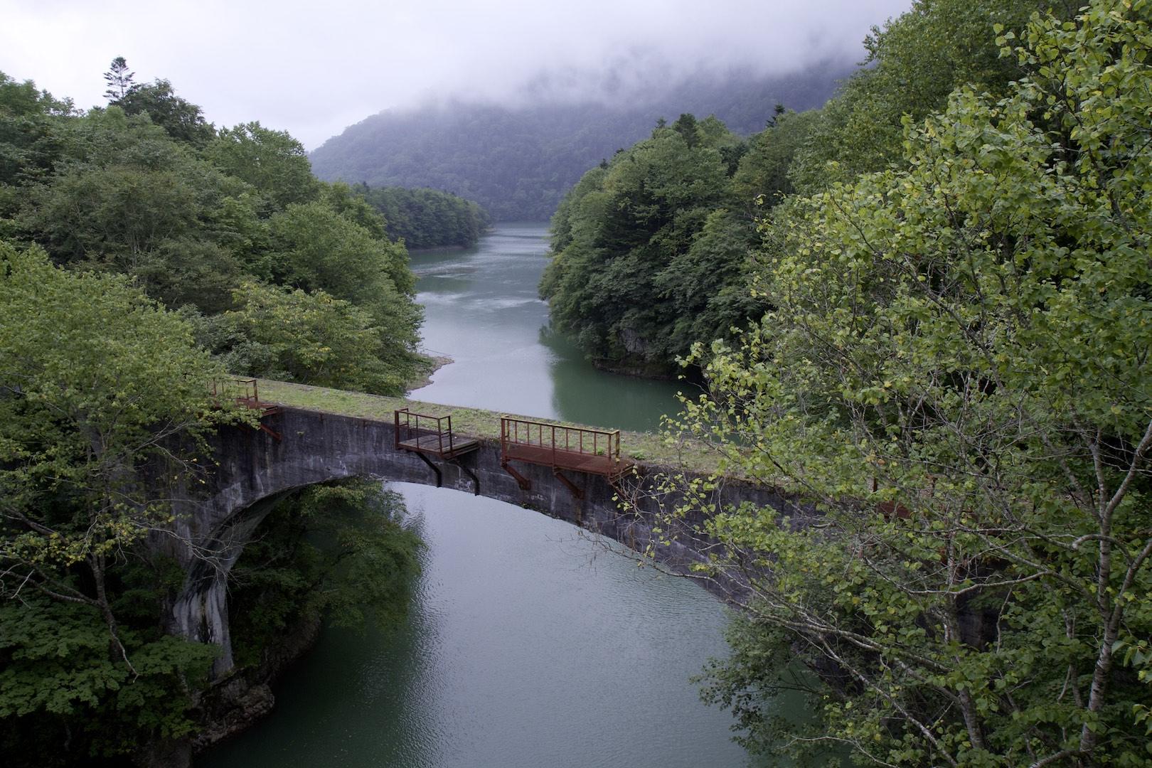 Otofukekawa Bridge, Nukabira